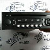 Radio CD Peugeot 307 Blaupunkt an 2007 Cod OEM 9659139977