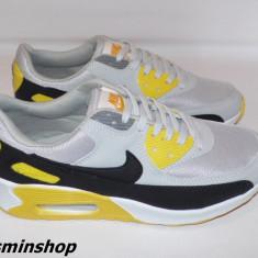 Adidasi NIKE AIR MAX - Bleumarin / Gri - NOUA COLECTIE !!! - Adidasi barbati Nike, Textil