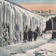 CONSTANTA, DIGUL INGHETAT - Carte Postala Dobrogea 1904-1918, Necirculata, Printata