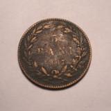 Monede Romania - 5 bani 1867 Heaton