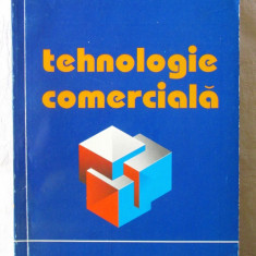 Carte afaceri - TEHNOLOGIE COMERCIALA, Ana-Lucia Ristea / C. Tudose / V. Ioan -Franc, 1995. Noua