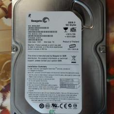HDD PC Seagate 160Gb IDE - Hard Disk Samsung, 100-199 GB, Rotatii: 7200