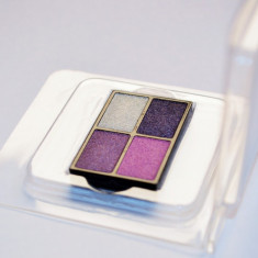 FARD DE PLEOAPE QUATRO RIMMEL LONDON GLAM EYES HD PURPLE REIGN - Fard pleoape