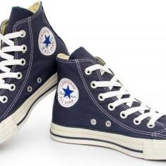 Bascheti Converse albastru/indigo - Tenisi barbati, Textil