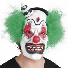 Masca carnaval - Masca Halloween Clovn Diabolic - Carnaval24