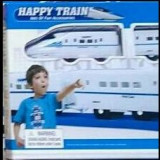 Trenulet de jucarie - Tren Happy Train cu sine