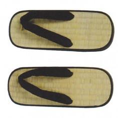 Zori Y - paie de orez*45 - Sandale barbati
