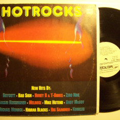 Disc vinil HOTROCKS (produs Melodia - Rusia) - Muzica Rock electrecord