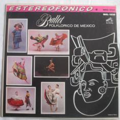 Ballet Folklorico De Mexico _ vinyl(LP, album) Mexic - Muzica Latino Altele, VINIL
