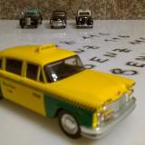 Macheta auto Alta, 1:43 - Macheta 1/43 taxi checker