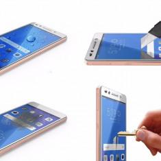 Folie sticla HUAWEI HONOR 7 PLUS protectie ecran securizata antisoc - Folie de protectie Huawei, Anti zgariere