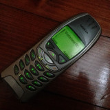 Telefon Nokia, Auriu, Nu se aplica, Neblocat, Single SIM, Fara procesor - Nokia 6310