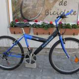 Mountain Bike, 17 inch, 26 inch, Numar viteze: 21 - Bicicleta MTB Pegasus Powerline, import Germania