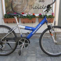 Mountain Bike, 16 inch, 26 inch, Numar viteze: 21 - Bicicleta MTB Pegasus, import Germania