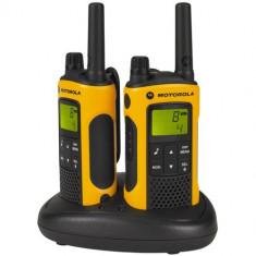 STATIE RADIO WALKIE-TALKIE MOTOROLA TLKR T80ex