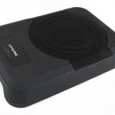 SUBWOOFER UNDERSEAT ALPINE PWE-S8 - Subwoofer auto