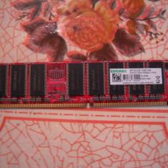 Memorie desktop DDR Kingmax MPXC22F-D8KT4R, 512MB, 400MHz, stare foarte BUNA - Memorie RAM