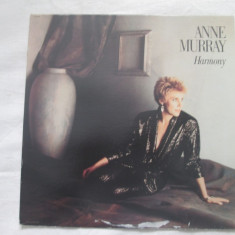 Anne Murray ‎– Harmony _ vinyl(LP, album) Canada - Muzica Pop capitol records, VINIL