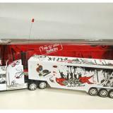 Masinuta de jucarie - Camion Big Mack cu Remorca si Telecomanda