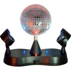 Lumini club - Glob disco joc lumini cu leduri, nou