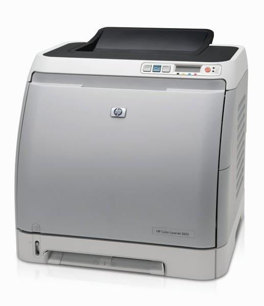 Imprimante color hp laserjet 2605dn 12 ppm 1200 x 1200 dpi usb
