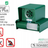 Bricolaj - Dispozitiv portabil impotriva cainilor si pisicilor - Animal Away Plus