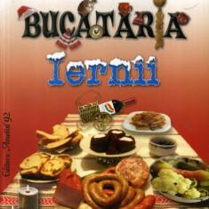 Maria Cristea Soimu - Bucataria iernii - 512250 - Carte Retete traditionale romanesti