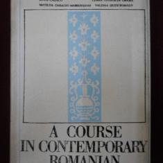 Ghid de conversatie didactica si pedagogica - Boris Cazacu - A Course In Contemporary Romanian - 340512