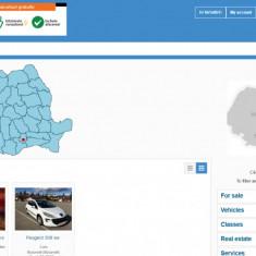 Vand site de anunturi: anuntgratuit.ga - Site de Vanzare
