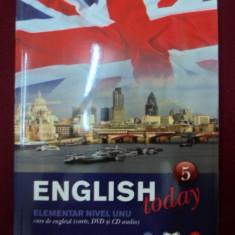 Ghid de conversatie litera - Ilies Campeanu - English Today, vol. 5 - 517807