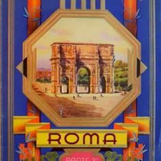 ALBUM FOTO ROMA, PARTEA A - II - A - Harta Europei