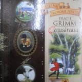 Carte de povesti - Fratii Grimm - Cenusareasa - 498069