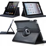 Husa Samsung Galaxy Tab A Rotativa 360 Black - Husa Tableta