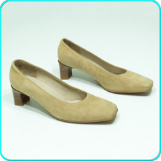 Pantofi dama Ara, Piele naturala - NOI, DE FIRMA _ Pantofi piele, comozi, frumosi, calitate ARA _ femei | nr. 39 ½