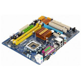 Placa de baza GIGABYTE GA-G31M-ES2C LGA775 FSB 1333MHz DDR2 SATA2 Garantie!, Pentru INTEL, MicroATX