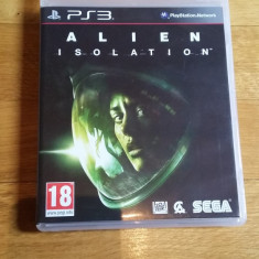 Jocuri PS3 Sega, Actiune, 18+, Single player - JOC PS3 ALIEN ISOLATION ORIGINAL / by WADDER