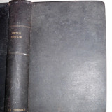 1898 DICTIONAR AGHIOGRAFIC CUPRINZAND PE SCURT VIETILE SFINTILOR -GHERASIM TIMUS