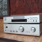 Amplificator audio Onkyo, 41-80W - Linie Audio Onkyo [A-9211][DX-7333]
