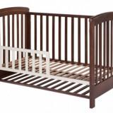 Gard de protectie pentru patut Dreamy Plus Alb Treppy