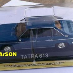 Macheta auto, 1:43 - Macheta metal DeAgostini - Tatra 613 - NOUA, SIGILATA - Masini de Legenda 58