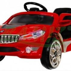 Masinuta electrica copii - Vehicul cu acumulator BMW i8 Rosu Ramiz