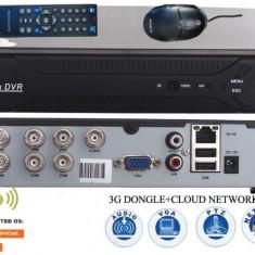DVR 8 canale P2P DVR9208