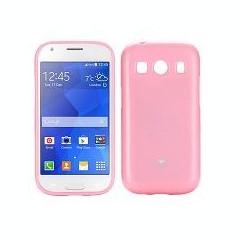 Husa Telefon Mercury - Husa Samsung Galaxy Ace NXT G313H Goospery Jelly Case Roz / Pink