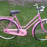 Bicicleta Dama, 22 inch, 28 inch, Numar viteze: 3 - BICICLETA AMSTERDAM (PT BUCURESTI O POT ADUCE PERSONAL)