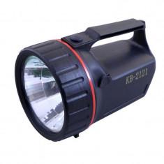 Lanterna cu led reincarcabila KINGBLAZE KB-2121