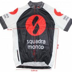 Echipament Ciclism, Tricouri - Tricou ciclism Squadra Mondo, barbati, marimea L