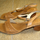 Sandale dama marca Miko Ikado interior exterior si talpa piele marimea 41 (P303_1)