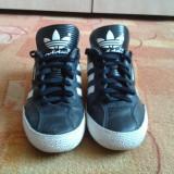 Adidasi barbati - Adidasi Adidas Samba Piele Originali din U.K. (Marea Britanie)