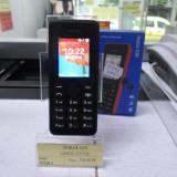 Telefon Nokia, Negru, Nu se aplica, Neblocat, Fara procesor, Nu se aplica - Nokia 108 (lct)