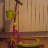 Trotineta Decathlon - Ideala pentru copii intre 3-7 ani